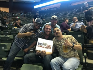 Juan attended Denver Dream vs. Omaha Heart - Legends Football League - Women of the Gridiron on Apr 27th 2018 via VetTix