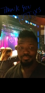 cory attended Ruby Revue 4/20 Burlesque Party - Standing Room Only - 18+ on Apr 20th 2018 via VetTix
