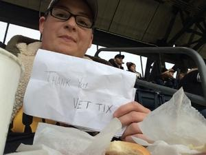 TD attended Pittsburgh Pirates vs. Cincinnati Reds - MLB on Apr 6th 2018 via VetTix