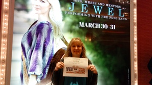 Peggy attended Jewel: Hits, Muses and Mentors on Mar 30th 2018 via VetTix