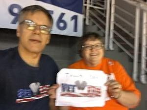 Richard attended Phoenix Suns vs. Sacramento Kings - NBA on Apr 3rd 2018 via VetTix