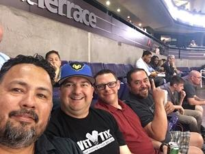 Kaz attended Phoenix Suns vs. Sacramento Kings - NBA on Apr 3rd 2018 via VetTix