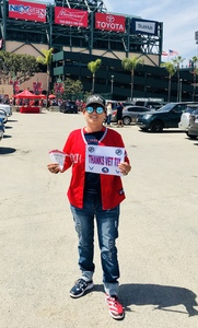 Click To Read More Feedback from Los Angeles Angels vs. Oakland Athletics - MLB