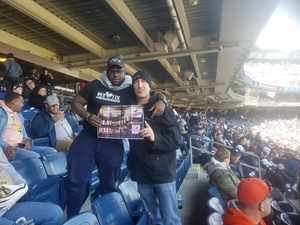 Freed attended New York Yankees vs. Baltimore Orioles - MLB on Apr 7th 2018 via VetTix