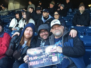Robert attended New York Yankees vs. Baltimore Orioles - MLB on Apr 7th 2018 via VetTix
