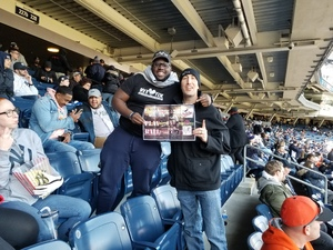 Chris attended New York Yankees vs. Baltimore Orioles - MLB on Apr 7th 2018 via VetTix