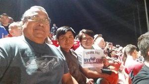 JD attended Phoenix Rising FC vs. Real Monarchs SLC - USL on Apr 7th 2018 via VetTix