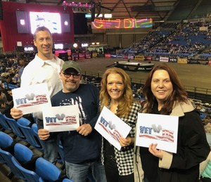 Rick attended PBR - 25th Anniversary - Unleash the Beast - Tickets Good for Sunday Only. on Apr 15th 2018 via VetTix