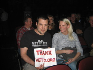 Todd attended Bon Jovi - This House is not for Sale Tour - Sunday Night on Apr 8th 2018 via VetTix