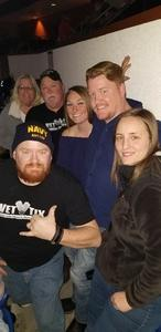 RYAN attended Little Big Town - the Breakers Tour With Kacey Musgraves and Midland on Apr 7th 2018 via VetTix