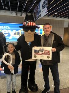 Juan attended Philadelphia Soul vs. Baltimore Brigade - IFL on Apr 21st 2018 via VetTix