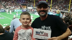 Click To Read More Feedback from Philadelphia Soul vs. Baltimore Brigade - IFL