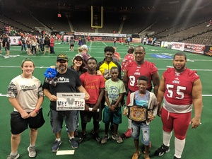 Click To Read More Feedback from Jacksonville Sharks vs. Lehigh Valley Steelhawks - AFL