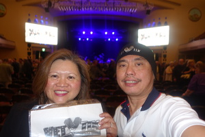 Raul attended The Righteous Brothers on Apr 14th 2018 via VetTix