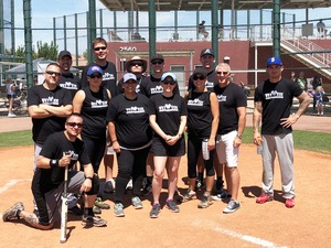 Click To Read More Feedback from Play on the Vet Tix Softball Team - in the 16th Annual Coed Softball Tournament Benefiting the Toy Foundation