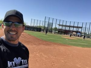 Russell attended Play on the Vet Tix Softball Team - in the 16th Annual Coed Softball Tournament Benefiting the Toy Foundation on Apr 15th 2018 via VetTix