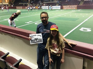 Click To Read More Feedback from Maine Mammoths vs. Jacksonville Sharks - NAL