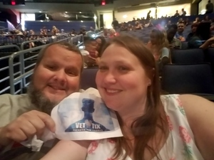 elizabeth attended Lorde: Melodrama World Tour on Apr 11th 2018 via VetTix