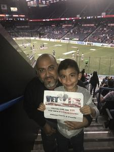 Click To Read More Feedback from Ontario Fury vs. Guatemala Minifootball National Team -arena Soccer