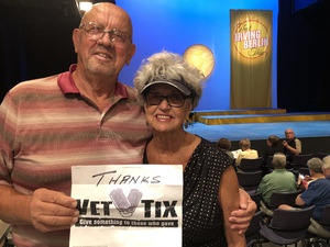 james attended Scottsdale Musical Theater Company Presents: That Irving Berlin Thing - Thursday Matinee on Apr 19th 2018 via VetTix