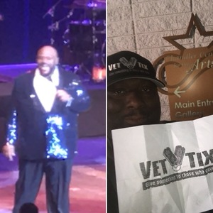 Click To Read More Feedback from Ruben Studdard Sings Luther Vandross