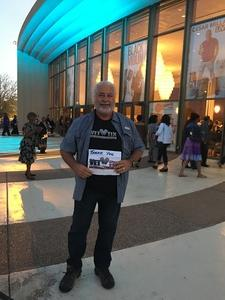 Mike attended Ruben Studdard Sings Luther Vandross on Apr 14th 2018 via VetTix