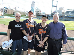 Terry attended Detroit Tigers vs. Tampa Bay Rays - MLB on May 1st 2018 via VetTix