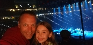 Ryan attended Bon Jovi - This House is not for Sale - Tour on Apr 24th 2018 via VetTix