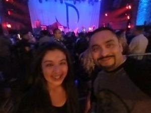Pedro attended Jonathan Davis of Korn on Apr 13th 2018 via VetTix