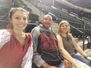 Mani attended Arizona Diamondbacks vs. San Francisco Giants on Apr 17th 2018 via VetTix