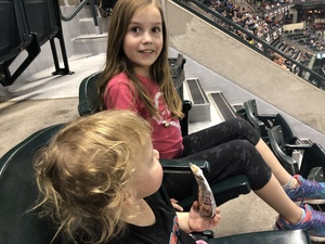 James attended Arizona Diamondbacks vs. San Francisco Giants on Apr 18th 2018 via VetTix
