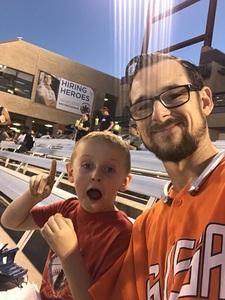 Craig attended Las Vegas 51s vs. El Paso Chihuahuas - MiLB on Apr 23rd 2018 via VetTix