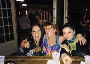 Donna attended Bustout Burlesque on Apr 21st 2018 via VetTix
