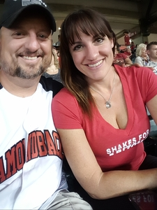 Douglas attended Arizona Diamondbacks vs. San Diego Padres - MLB on Apr 20th 2018 via VetTix