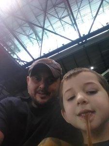 Jason attended Arizona Diamondbacks vs. San Diego Padres - MLB on Apr 22nd 2018 via VetTix