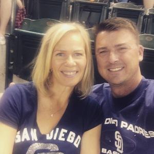 Sean attended Arizona Diamondbacks vs. San Diego Padres - MLB on Apr 22nd 2018 via VetTix