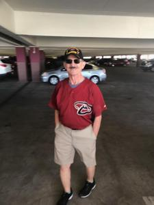 Roger attended Arizona Diamondbacks vs. San Diego Padres - MLB on Apr 22nd 2018 via VetTix