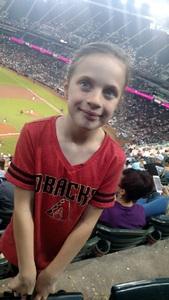 Jared attended Arizona Diamondbacks vs. San Diego Padres - MLB on Apr 22nd 2018 via VetTix