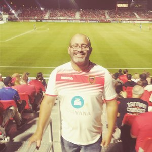 Carlos attended Phoenix Rising FC vs. Swope Park Rangers - USL on Apr 21st 2018 via VetTix
