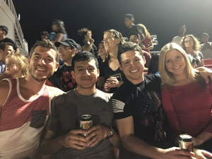 Nathan attended Phoenix Rising FC vs. Swope Park Rangers - USL on Apr 21st 2018 via VetTix