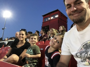 Lucas attended Phoenix Rising FC vs. Swope Park Rangers - USL on Apr 21st 2018 via VetTix
