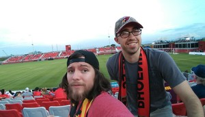 Joseph attended Phoenix Rising FC vs. Swope Park Rangers - USL on Apr 21st 2018 via VetTix