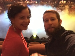 Jonathan attended Le Reve the Dream at the Wynn Theatre on Apr 15th 2018 via VetTix