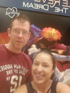 Esther attended Le Reve the Dream at the Wynn Theatre on Apr 15th 2018 via VetTix