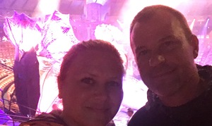 Jeffrey attended Le Reve the Dream at the Wynn Theatre on Apr 15th 2018 via VetTix