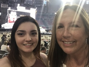 Kerry attended Taylor Swift Reputation Stadium Tour on May 8th 2018 via VetTix