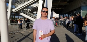 Esequiel attended Taylor Swift Reputation Stadium Tour on May 11th 2018 via VetTix