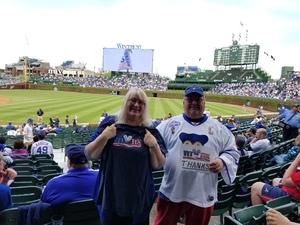 John attended Chicago Cubs vs. Atlanta Braves - MLB on May 14th 2018 via VetTix