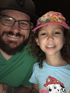 Patrick attended Paw Patrol Live! Race to the Rescue - Presented by Vstar Entertainment on May 9th 2018 via VetTix