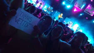 Mark attended Vance Joy on Tour - Lawn Seating on May 10th 2018 via VetTix